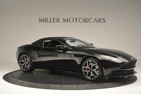 New 2019 Aston Martin DB11 V8 Convertible for sale Sold at Maserati of Westport in Westport CT 06880 17
