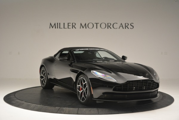 New 2019 Aston Martin DB11 V8 Convertible for sale Sold at Maserati of Westport in Westport CT 06880 19