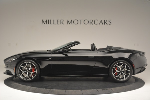New 2019 Aston Martin DB11 V8 Convertible for sale Sold at Maserati of Westport in Westport CT 06880 3
