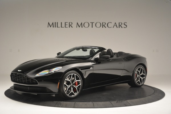 New 2019 Aston Martin DB11 V8 Convertible for sale Sold at Maserati of Westport in Westport CT 06880 1
