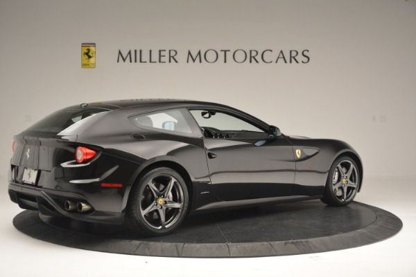 Used 2012 Ferrari FF for sale Sold at Maserati of Westport in Westport CT 06880 8