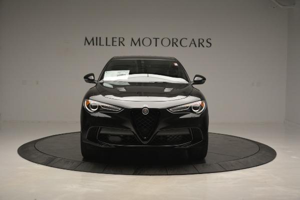 New 2018 Alfa Romeo Stelvio Quadrifoglio for sale Sold at Maserati of Westport in Westport CT 06880 12