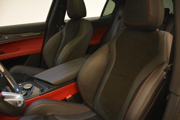 New 2018 Alfa Romeo Stelvio Quadrifoglio for sale Sold at Maserati of Westport in Westport CT 06880 15
