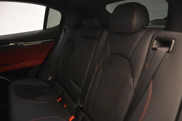 New 2018 Alfa Romeo Stelvio Quadrifoglio for sale Sold at Maserati of Westport in Westport CT 06880 18