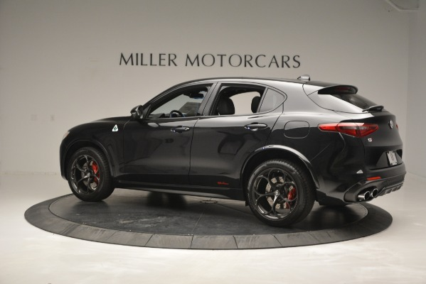 New 2018 Alfa Romeo Stelvio Quadrifoglio for sale Sold at Maserati of Westport in Westport CT 06880 4