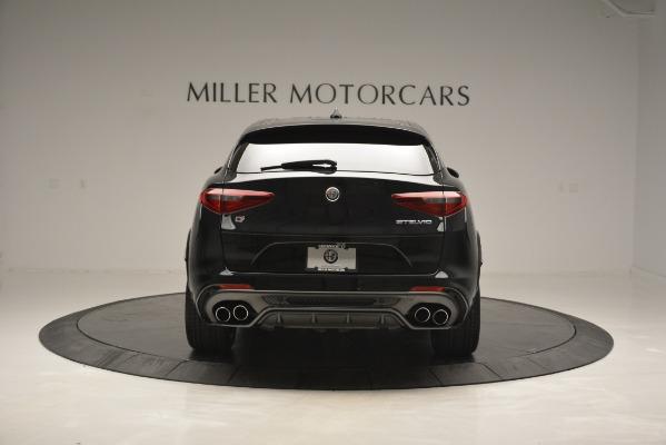 New 2018 Alfa Romeo Stelvio Quadrifoglio for sale Sold at Maserati of Westport in Westport CT 06880 6