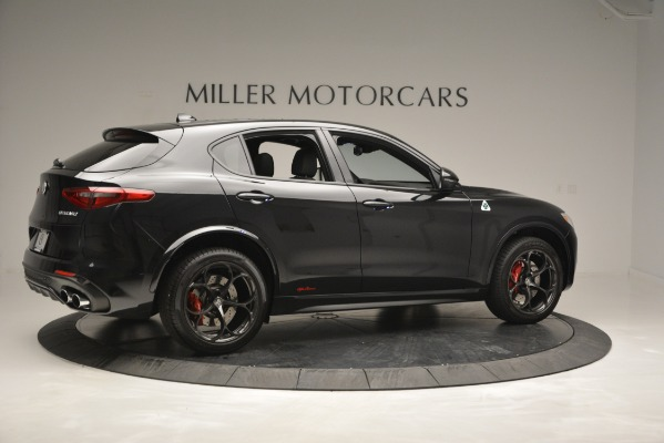 New 2018 Alfa Romeo Stelvio Quadrifoglio for sale Sold at Maserati of Westport in Westport CT 06880 8