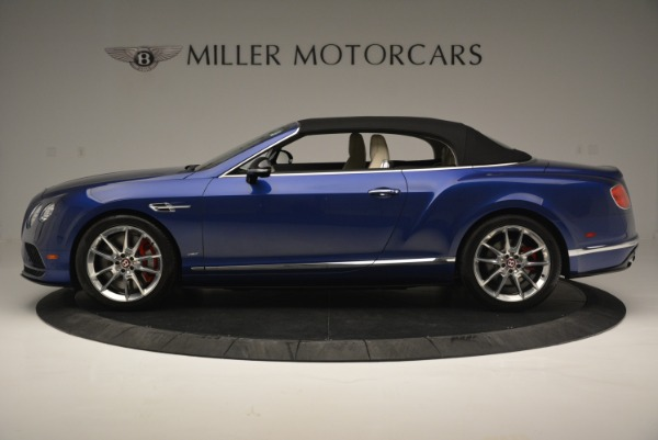 Used 2016 Bentley Continental GT V8 S for sale Sold at Maserati of Westport in Westport CT 06880 14
