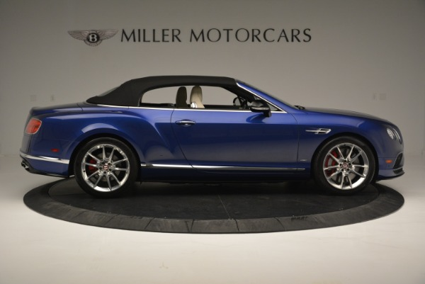 Used 2016 Bentley Continental GT V8 S for sale Sold at Maserati of Westport in Westport CT 06880 16