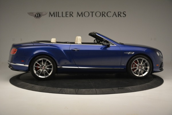 Used 2016 Bentley Continental GT V8 S for sale Sold at Maserati of Westport in Westport CT 06880 9