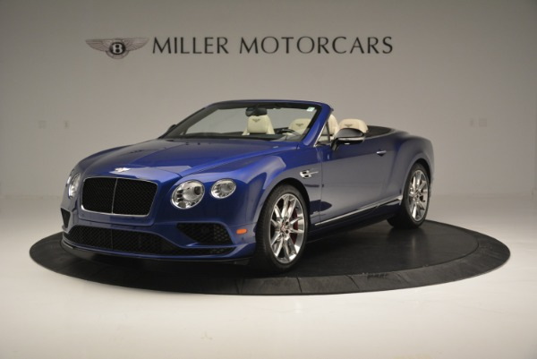 Used 2016 Bentley Continental GT V8 S for sale Sold at Maserati of Westport in Westport CT 06880 1