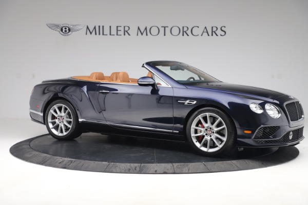 Used 2016 Bentley Continental GTC V8 S for sale $139,900 at Maserati of Westport in Westport CT 06880 10