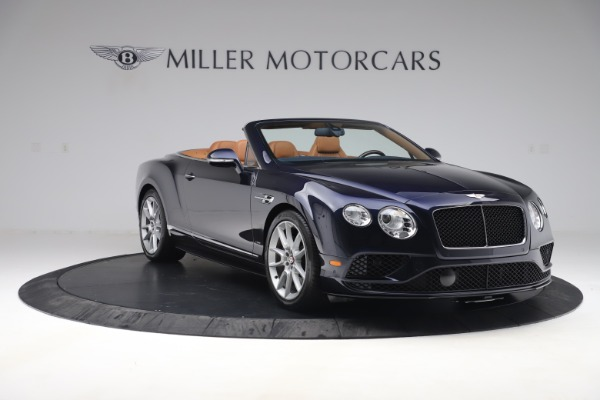 Used 2016 Bentley Continental GTC V8 S for sale $139,900 at Maserati of Westport in Westport CT 06880 12