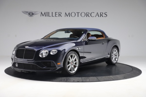 Used 2016 Bentley Continental GTC V8 S for sale $139,900 at Maserati of Westport in Westport CT 06880 13