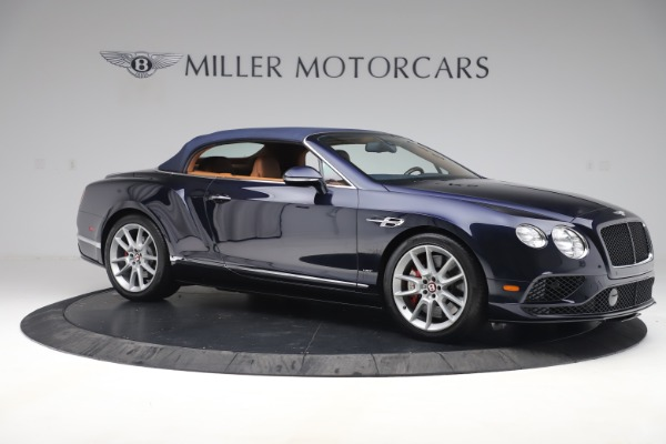 Used 2016 Bentley Continental GTC V8 S for sale $139,900 at Maserati of Westport in Westport CT 06880 18