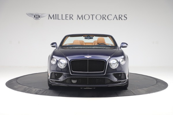 Used 2016 Bentley Continental GTC V8 S for sale $139,900 at Maserati of Westport in Westport CT 06880 19