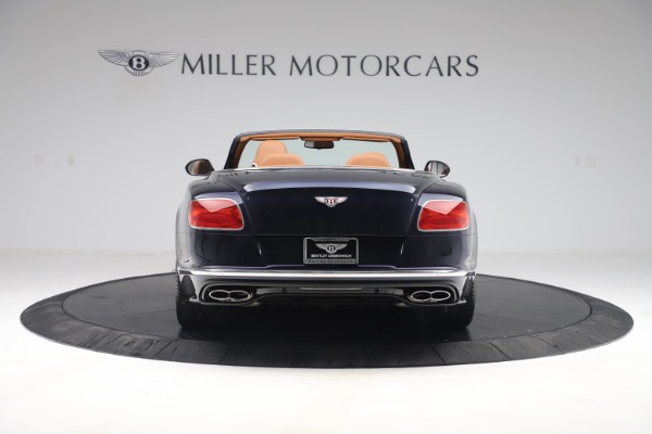 Used 2016 Bentley Continental GTC V8 S for sale $139,900 at Maserati of Westport in Westport CT 06880 6
