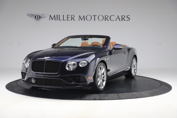 Used 2016 Bentley Continental GTC V8 S for sale $139,900 at Maserati of Westport in Westport CT 06880 1