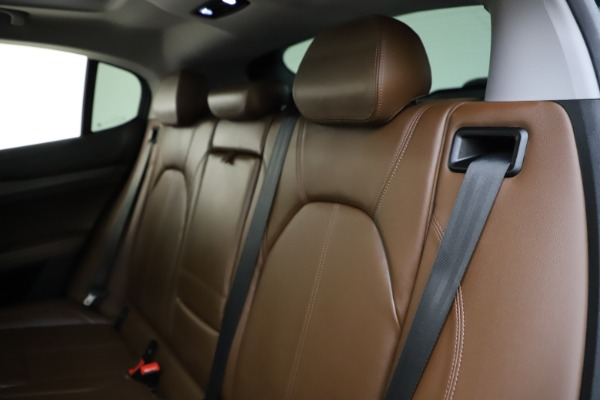 Used 2018 Alfa Romeo Stelvio Ti Q4 for sale $32,900 at Maserati of Westport in Westport CT 06880 18
