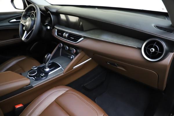 Used 2018 Alfa Romeo Stelvio Ti Q4 for sale $32,900 at Maserati of Westport in Westport CT 06880 22