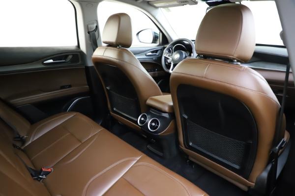 Used 2018 Alfa Romeo Stelvio Ti Q4 for sale $32,900 at Maserati of Westport in Westport CT 06880 28