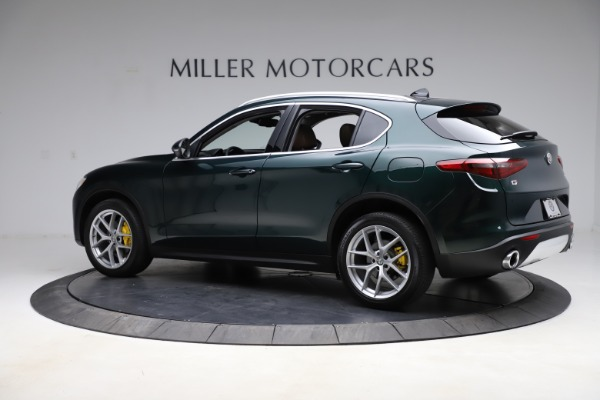 Used 2018 Alfa Romeo Stelvio Ti Q4 for sale $32,900 at Maserati of Westport in Westport CT 06880 4