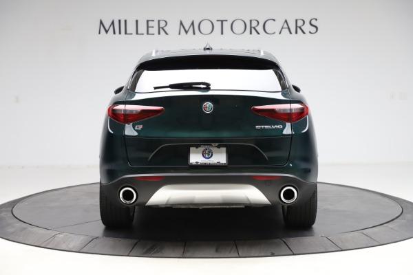 Used 2018 Alfa Romeo Stelvio Ti Q4 for sale $32,900 at Maserati of Westport in Westport CT 06880 6