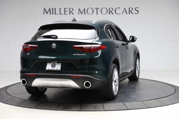 Used 2018 Alfa Romeo Stelvio Ti Q4 for sale $32,900 at Maserati of Westport in Westport CT 06880 7