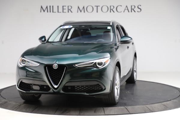 Used 2018 Alfa Romeo Stelvio Ti Q4 for sale $32,900 at Maserati of Westport in Westport CT 06880 1
