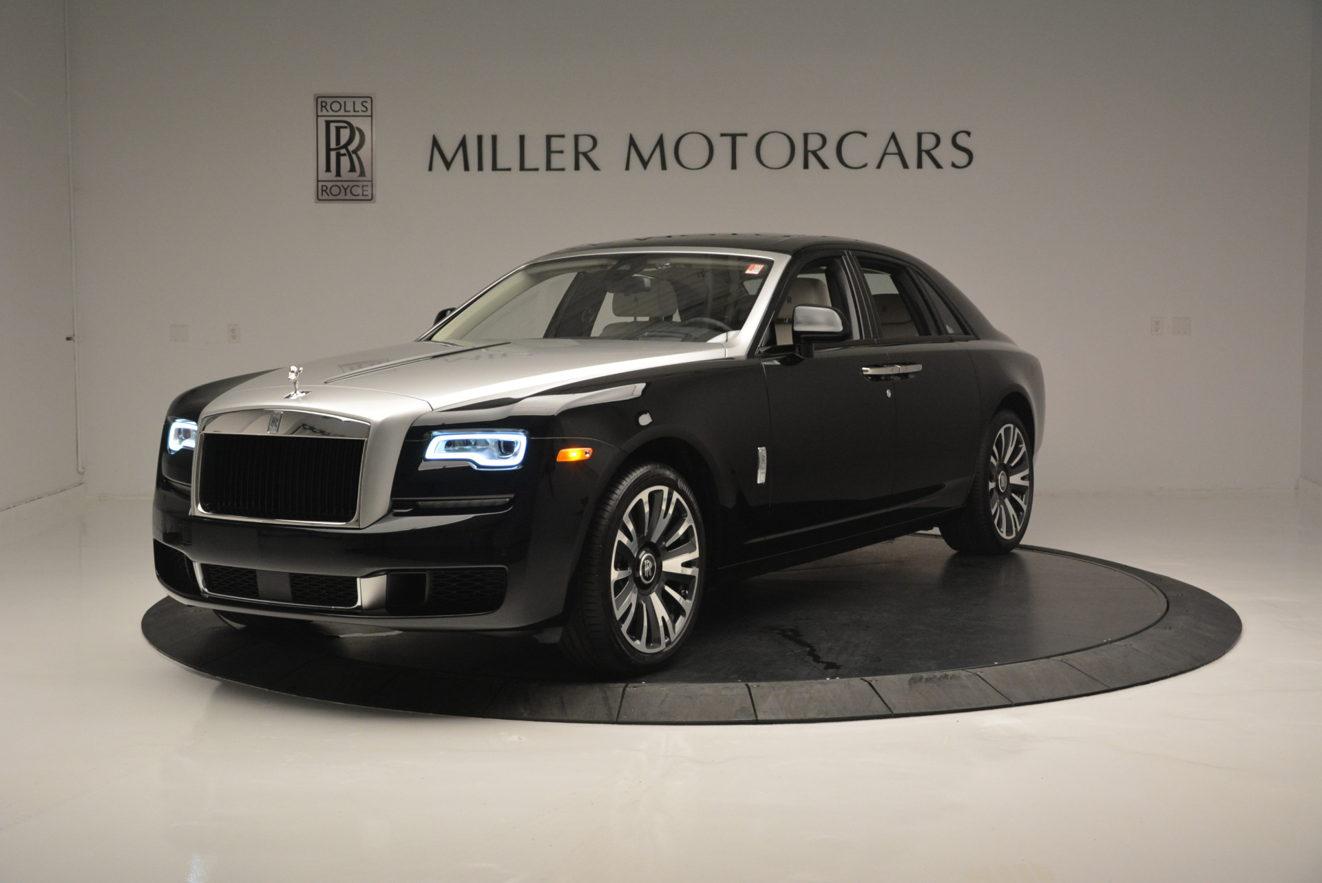 New 2019 Rolls-Royce Ghost for sale Sold at Maserati of Westport in Westport CT 06880 1