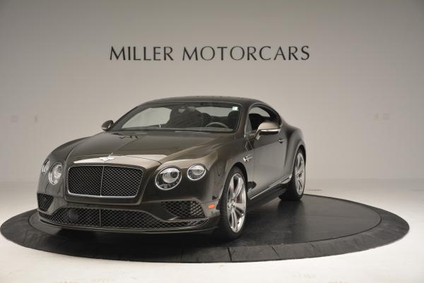 Used 2016 Bentley Continental GT Speed for sale Sold at Maserati of Westport in Westport CT 06880 1