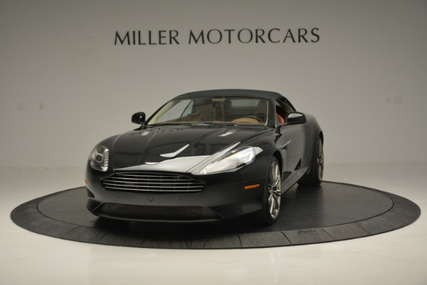 Used 2012 Aston Martin Virage Volante for sale Sold at Maserati of Westport in Westport CT 06880 13
