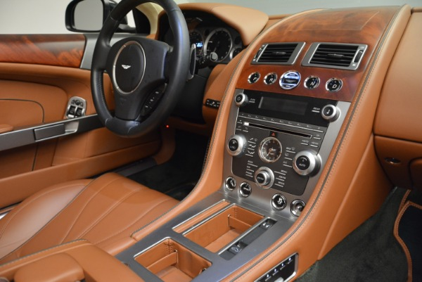 Used 2012 Aston Martin Virage Volante for sale Sold at Maserati of Westport in Westport CT 06880 24
