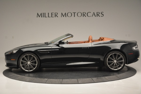 Used 2012 Aston Martin Virage Volante for sale Sold at Maserati of Westport in Westport CT 06880 3