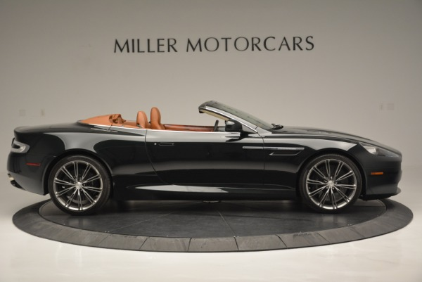 Used 2012 Aston Martin Virage Volante for sale Sold at Maserati of Westport in Westport CT 06880 9