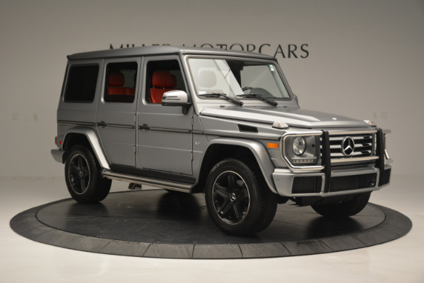 Used 2016 Mercedes-Benz G-Class G 550 for sale Sold at Maserati of Westport in Westport CT 06880 10