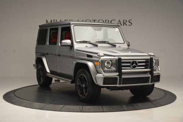 Used 2016 Mercedes-Benz G-Class G 550 for sale Sold at Maserati of Westport in Westport CT 06880 11
