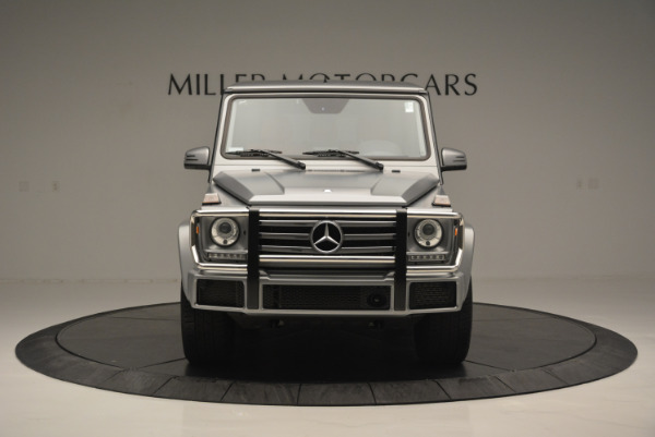 Used 2016 Mercedes-Benz G-Class G 550 for sale Sold at Maserati of Westport in Westport CT 06880 12