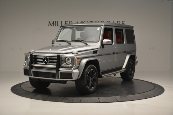 Used 2016 Mercedes-Benz G-Class G 550 for sale Sold at Maserati of Westport in Westport CT 06880 1