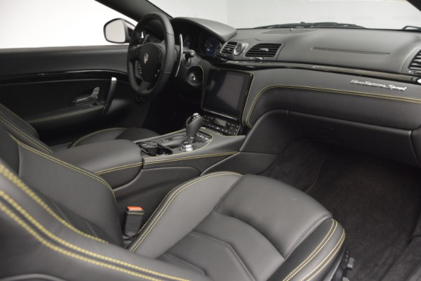 New 2018 Maserati GranTurismo Sport for sale Sold at Maserati of Westport in Westport CT 06880 18