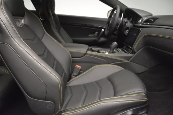 New 2018 Maserati GranTurismo Sport for sale Sold at Maserati of Westport in Westport CT 06880 19