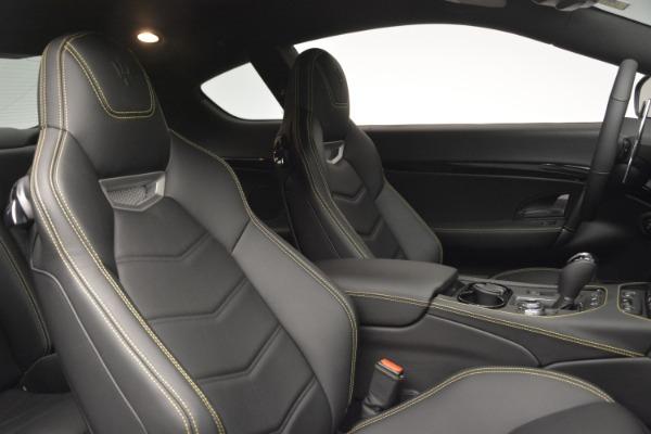 New 2018 Maserati GranTurismo Sport for sale Sold at Maserati of Westport in Westport CT 06880 20