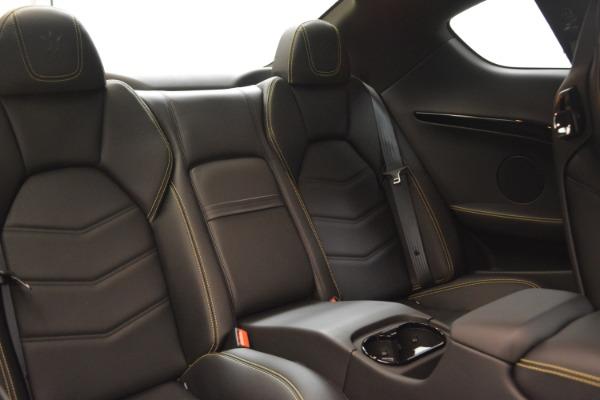 New 2018 Maserati GranTurismo Sport for sale Sold at Maserati of Westport in Westport CT 06880 21