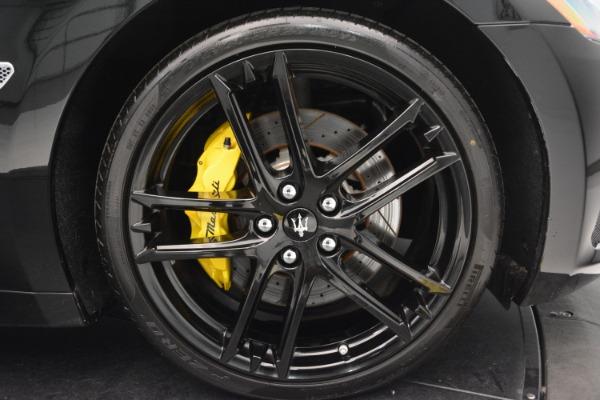 New 2018 Maserati GranTurismo Sport for sale Sold at Maserati of Westport in Westport CT 06880 22