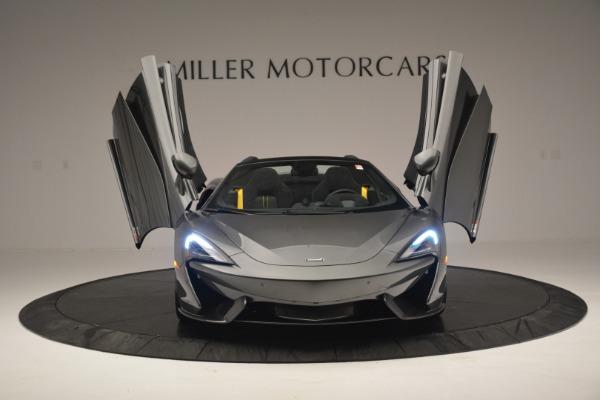 Used 2019 McLaren 570S Spider Convertible for sale Sold at Maserati of Westport in Westport CT 06880 13