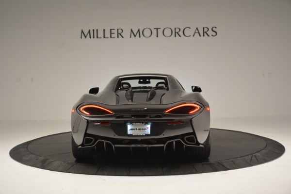 Used 2019 McLaren 570S Spider Convertible for sale Sold at Maserati of Westport in Westport CT 06880 18