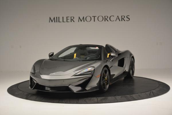 Used 2019 McLaren 570S Spider Convertible for sale Sold at Maserati of Westport in Westport CT 06880 2
