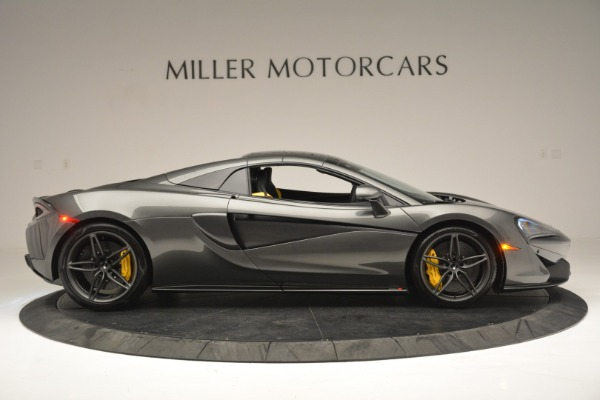 Used 2019 McLaren 570S Spider Convertible for sale Sold at Maserati of Westport in Westport CT 06880 20