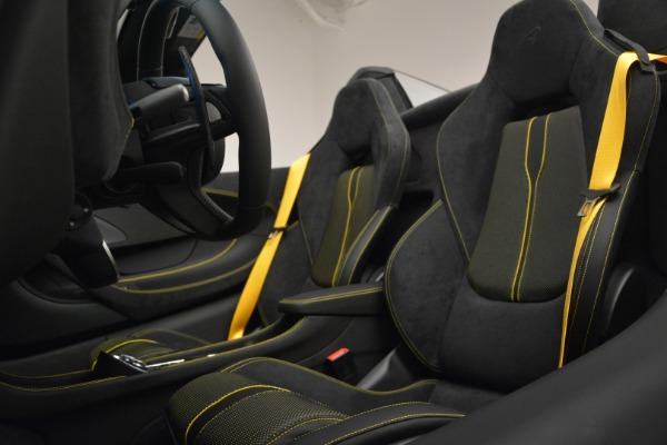 Used 2019 McLaren 570S Spider Convertible for sale Sold at Maserati of Westport in Westport CT 06880 25