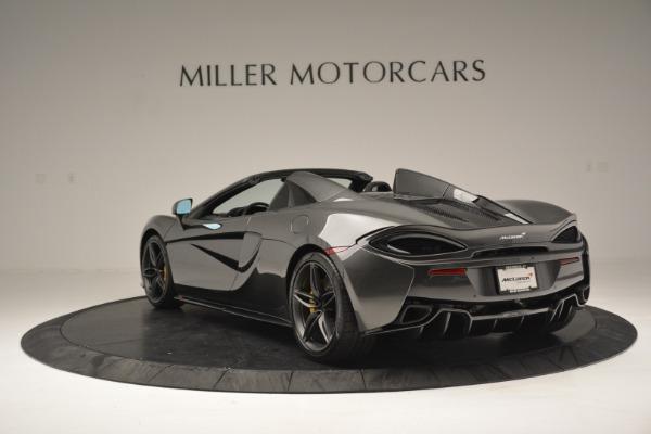 Used 2019 McLaren 570S Spider Convertible for sale Sold at Maserati of Westport in Westport CT 06880 5